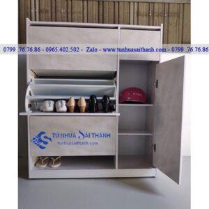Tủ giày thông minh nhựa đài loan A213N
